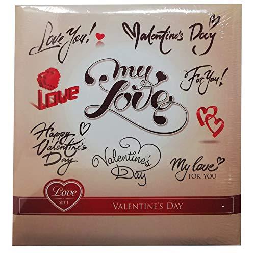 Mr. Gadgets Álbum Amore 100 fotos 13 x 18 varias fundas (My Love)