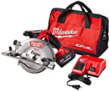 Milwaukee 2730-21 M18 Fuel 6 1/2 Circ Saw 1 Bat Kit