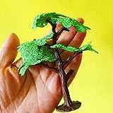 SANHOC 1pcs Nette Maus/Katze/Baum/Miniaturen/Gartendekoration/GNOME/Fee...