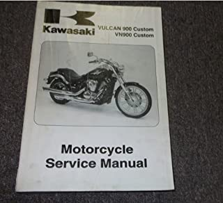 2007 kawasaki vulcan 900 owners manual