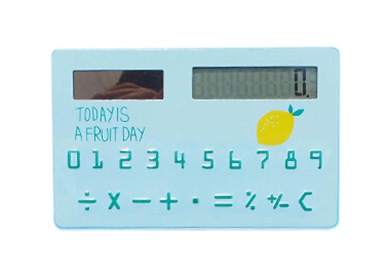 2pcs特別な電卓ソーラー計算機Lovelyポケット電卓