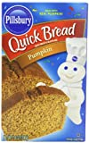 Pillsbury Pumpkin Quick Bread and Muffin Mix - 14 oz (Pack of 3)