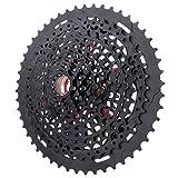 12 Velocidad de Casete, 9-50T SúPer MontañA Bicicleta Luz XD Volante, Un Posicionamiento Preciso, Reemplazo de Bicicletas Accesorio Es Adecuado para Shimano y Sram Gear Shift Kit