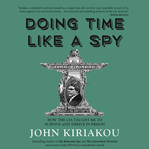 Doing Time Like a Spy cover art