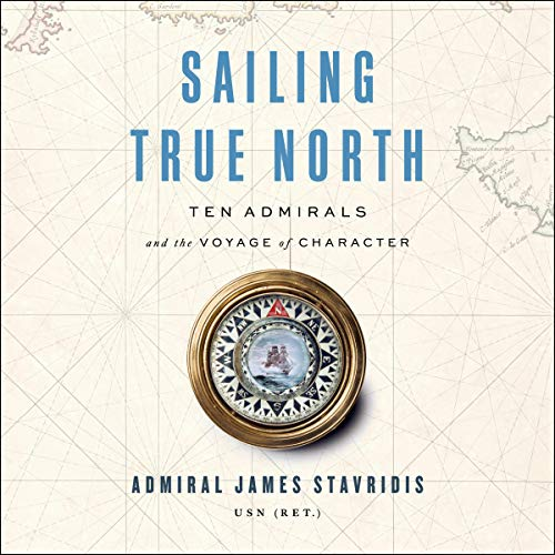 Sailing True North cover art