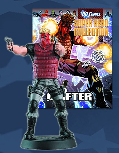DC Comics - Figura de Plomo DC Comics Super Hero Collection Nº 110 Grifter