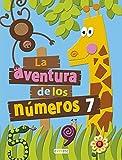 La aventura de los números 7 - 9788444176796