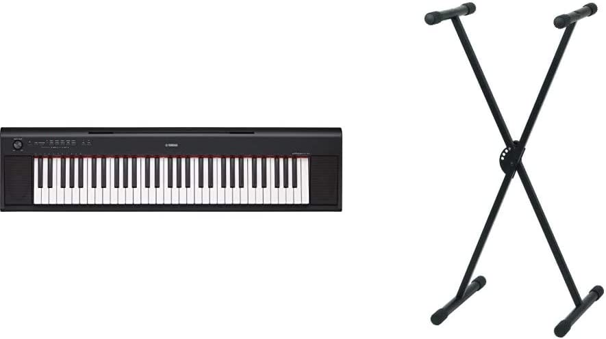 Yamaha NP-12 PiaggeroTeclado digital portátil sencillo y ...