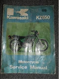 Best 1978 kawasaki kz650 manual Reviews