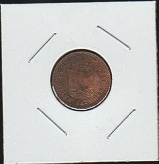 1887 HU Crowned Shield 1 Filler Very Good