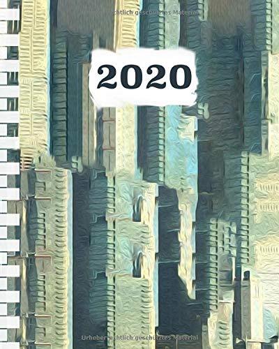 2020: Kalender & Organizer Grunge Edition I Wochenplaner mit Adressbuch und Passwort Journal I Für jede Woche eine Doppelseite; mit viel Platz für Notizen & ToDo-Listen I 120 Seiten I Softcover