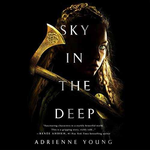 Sky in the Deep audiobook cover art
