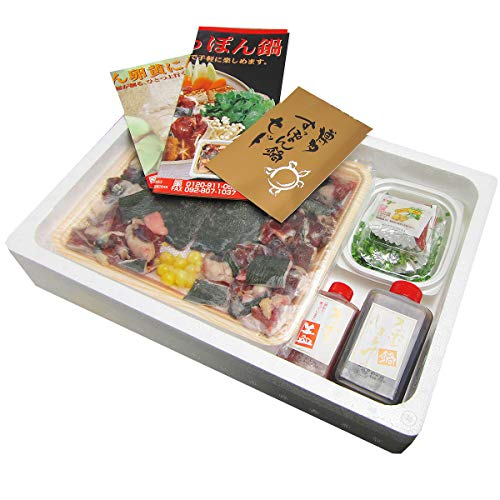 【コラーゲンたっぷり】 九州すっぽん 博多すっぽん鍋セット!《※冷凍便》