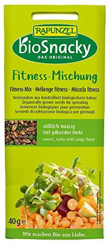 Rapunzel BioSnacky Keimsaaten Fitness-Mischung, 40 g