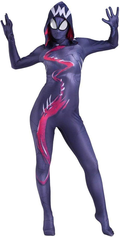 ventas en línea de venta YXIAOL Gwen Spiderman, Disfraz De súperhéroe, Disfraz De Fiesta De De De Cochenaval De Halloween, Anime CosJugar, Mallas De Lycra 3D - Adulto Niño  Con precio barato para obtener la mejor marca.