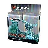 MTG マジック:ザ・ギャザリング 基本セット2021(M21) コレクター・ブースターパック(Core set 2021 Booster Box) 英語版 12パック入り (BOX)