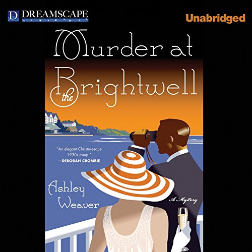 Page de couverture de Murder at the Brightwell