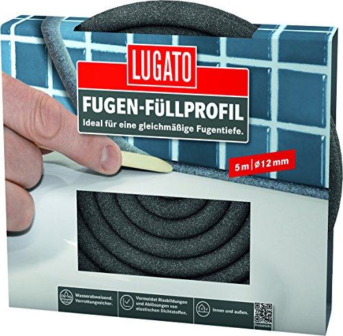 Lugato Fugen-Füllprofil 5 m 8 mm