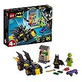 LEGO-DC Comics Super Heroes 4 Ans et Plus Batman et le vol de l'Homme-Mystère Jouet DC Comics Enfant Préscolaire 4 Ans et Plus, 59 Pièces 76137