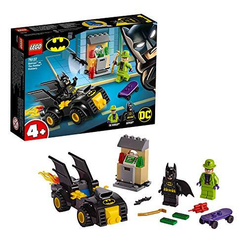 LEGO-DC Comics Super Heroes 4 Ans et Plus Batman et le vol de...