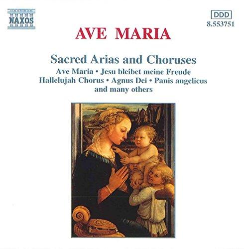 Ave Maria, Arias Y Coros Sagrados