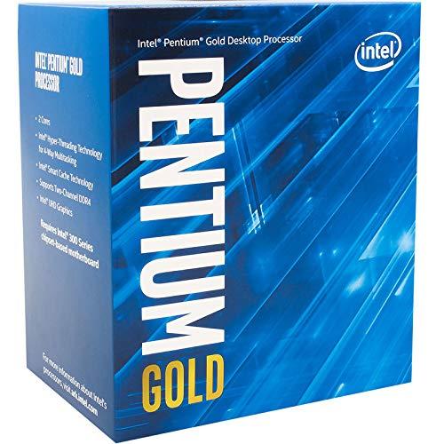 Intel BX80684G5500 - Procesador, Color Azul