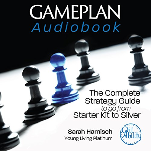 Gameplan Audiobook Cover Art