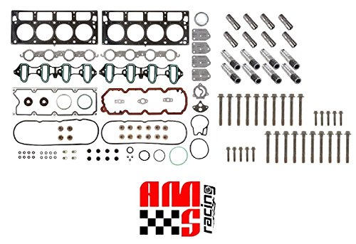 GM 5.3L AFM / DOD Active Fuel Management Lifter Replacement Kit. Head Gasket Set, Head Bolts, Full Lifter Set.
