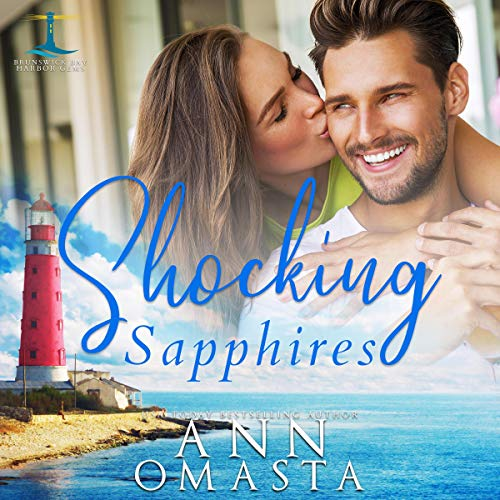 Shocking Sapphires Audiobook By Ann Omasta cover art