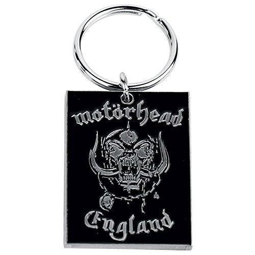 Rocks-off Motörhead Merchandise Schlüsselanhänger England Metal Keychain