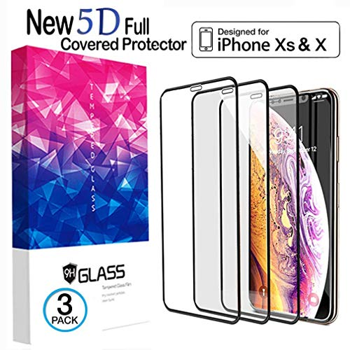 FJYQOP Screen Protector for iPhone x/xs