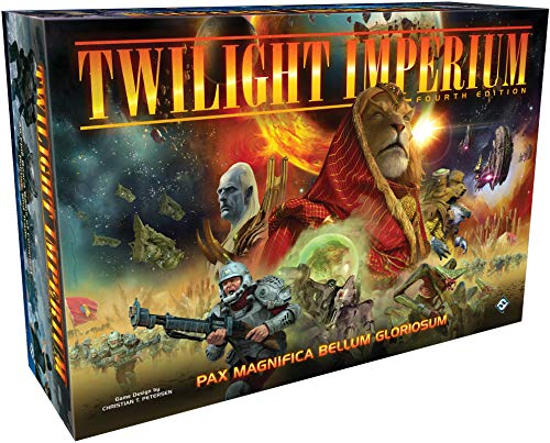 Prime Members: Twilight Imperium 4th Edition Board Game $85.49 - $89.99 without prime + Free Shipping