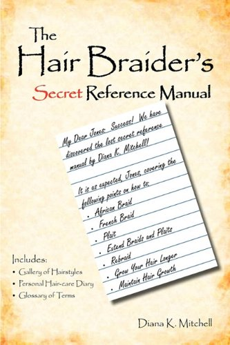 Price comparison product image The Hair Braider's Secret Reference Manual