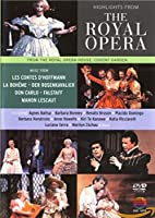 Highlights From The Royal Opera [DVD]