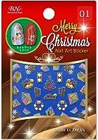 ネイルシール CCR-01 クリスマスネイルシール エンジェルウィスパー