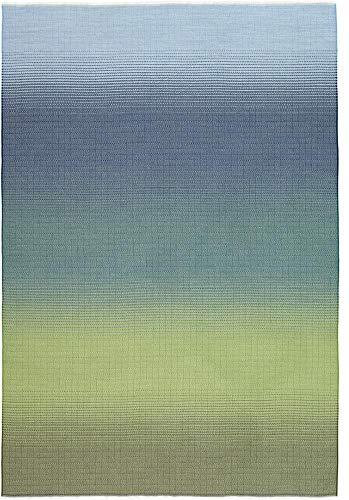 Eagle Products Wolldecke Sunrise 130 x 195 cm Oliv-blau Plaid Kuscheldecke Blanket Tagesdecke Wohnzimmerdecke Wohnzimmerverschönerung Sofadecke kuschelig warm Sofa Couch