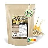 nur.fit by Nurafit BIO Maca Pulver 500g – rein natürliches Maca-Pulver in Bioqualität – veganes Superfood mit Proteinen in Rohkostqualität – Fitness-Pulver ohne Zusätze