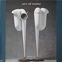 The Art Of Noise , - Below The Waste - Popron - 50026-1, China Records - 839 404-1