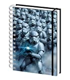 Star Wars - Cuaderno 3D, 15 x 21 cm (Mercury 23796/17962)