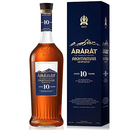 Ararat Akhtamar New Range 10 Years Old mit Geschenkverpackung 0,7L