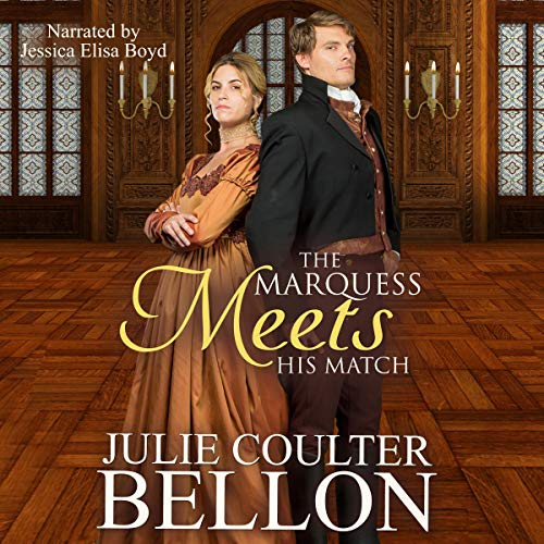 The Marquess Meets His Match cover art