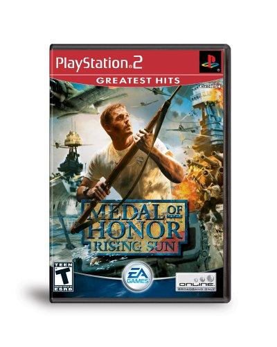 Medal of Honor Rising Sun - PlayStation 2