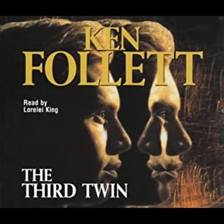 The Third Twin                   De :                                                                                                                                 Ken Follett                               Lu par :                                                                                                                                 Lorelei King                      Durée : 3 h et 1 min     1 notation     Global 3,0