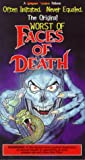 Worst of Faces of Death [VHS]