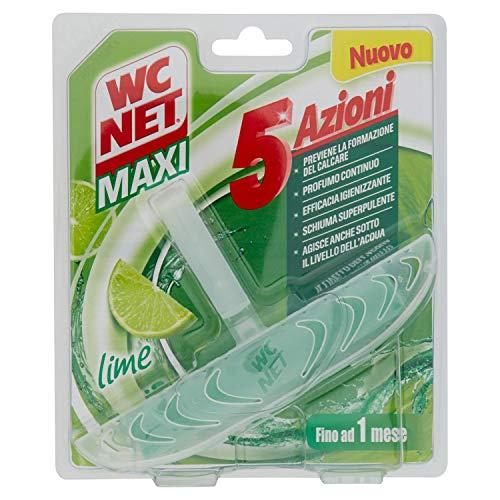 WC Net Tavoletta Detergente per WC, 38g