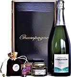 Coffret Champagne et Safran - Direct productrices françaises