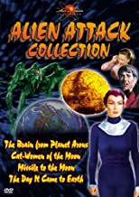 Alien Attack: (Brain From Planet Arous / Cat-Women Of the Moon / Missile To the Moon / The Day It Comes To Earth)