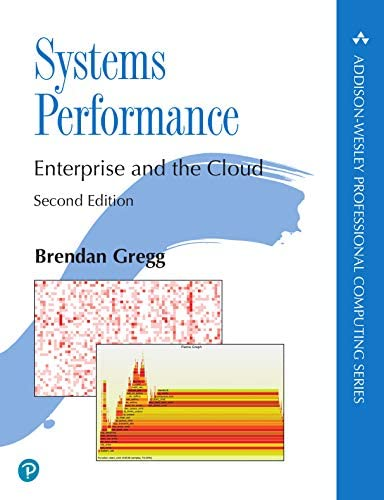 Systems Performance Addison Wesley Professional Computing Series product image
