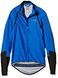 GORE WEAR Power Zip-Off Maillot, Hombre, Azul (Brilliant Blue/Black), XL