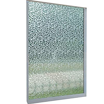 DekorFix Splinter Window Privacy Film Decorativ...